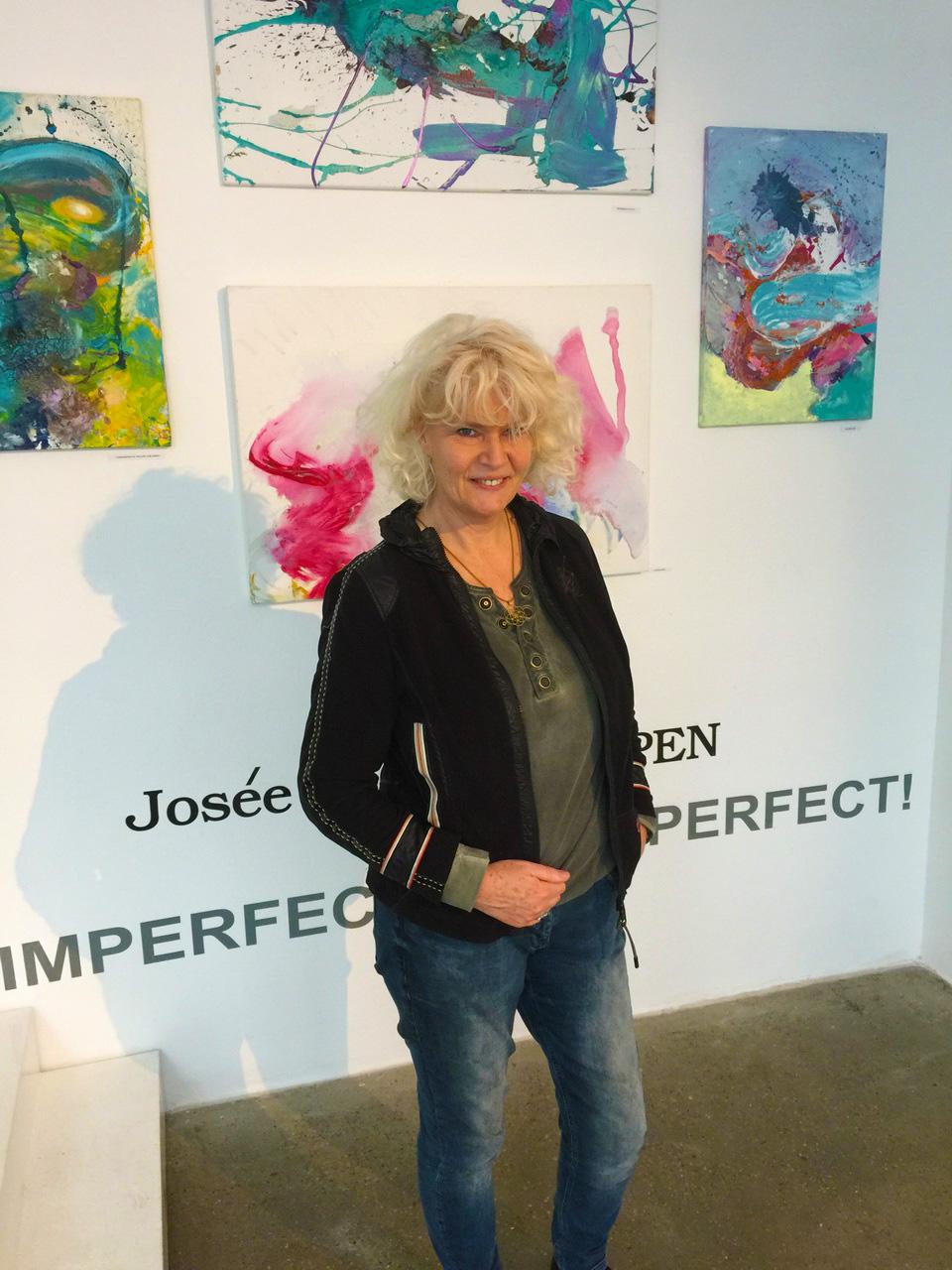 Josee expositie