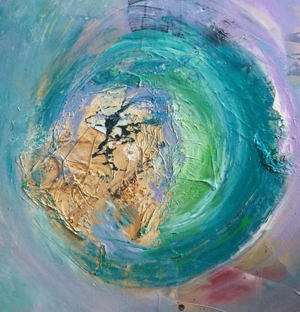 Schilderij Jose evan Schuppen